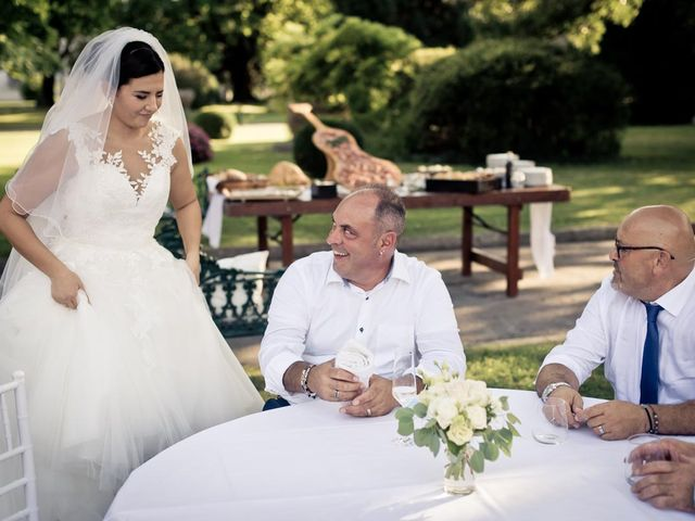 Il matrimonio di Alberto e Federica a San Biagio di Callalta, Treviso 37