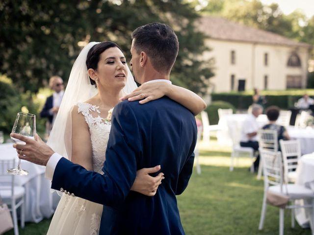 Il matrimonio di Alberto e Federica a San Biagio di Callalta, Treviso 38