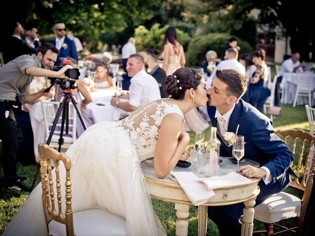 Il matrimonio di Alberto e Federica a San Biagio di Callalta, Treviso 43