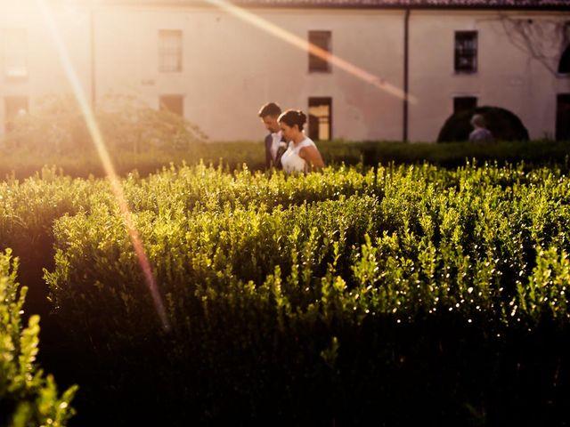 Il matrimonio di Alberto e Federica a San Biagio di Callalta, Treviso 46
