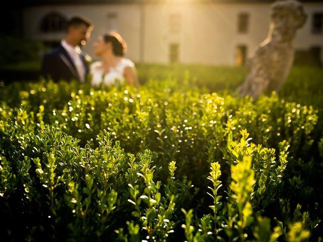 Il matrimonio di Alberto e Federica a San Biagio di Callalta, Treviso 53