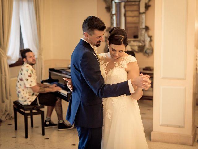 Il matrimonio di Alberto e Federica a San Biagio di Callalta, Treviso 55