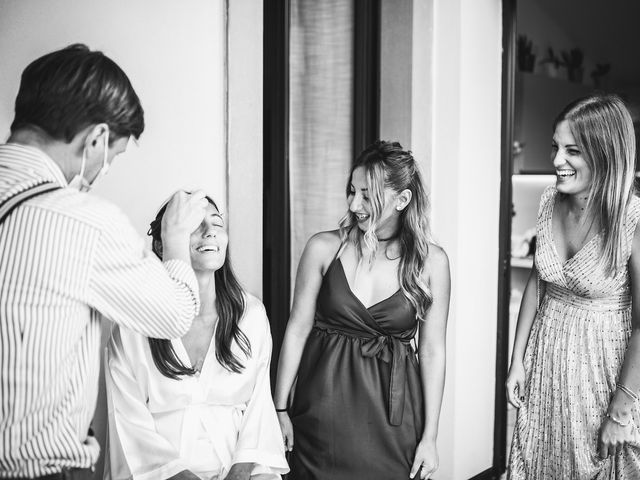 Il matrimonio di Riccardo e Milena a Brescia, Brescia 33