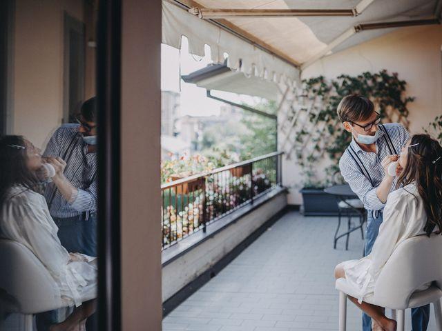 Il matrimonio di Riccardo e Milena a Brescia, Brescia 45