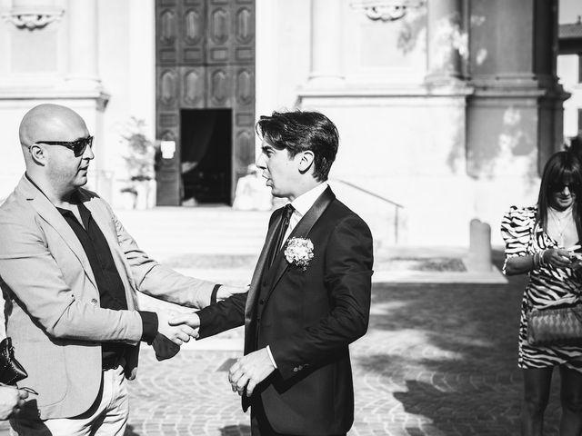 Il matrimonio di Riccardo e Milena a Brescia, Brescia 127