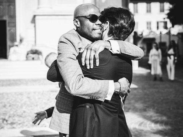 Il matrimonio di Riccardo e Milena a Brescia, Brescia 128