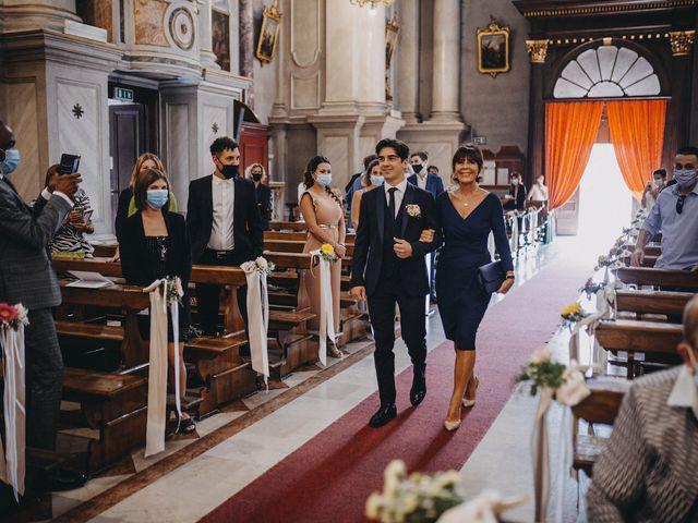 Il matrimonio di Riccardo e Milena a Brescia, Brescia 130