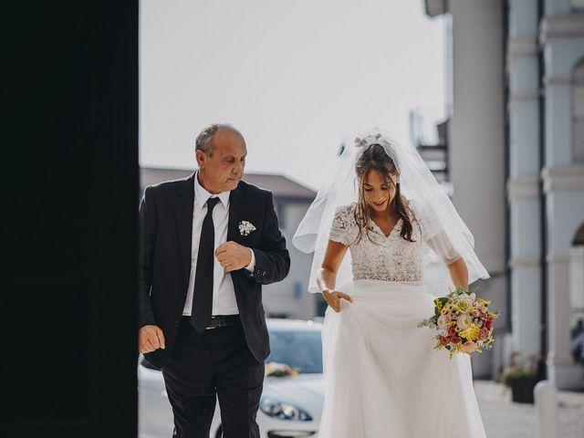 Il matrimonio di Riccardo e Milena a Brescia, Brescia 136
