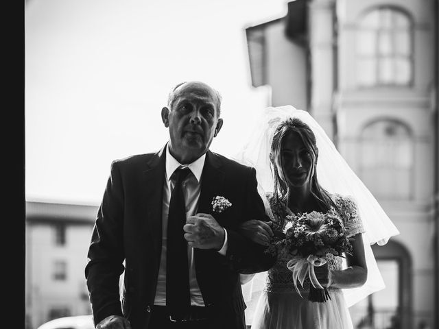 Il matrimonio di Riccardo e Milena a Brescia, Brescia 137