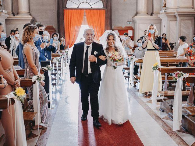 Il matrimonio di Riccardo e Milena a Brescia, Brescia 140