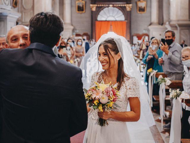 Il matrimonio di Riccardo e Milena a Brescia, Brescia 142