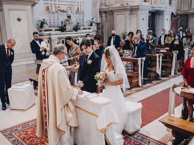 Il matrimonio di Riccardo e Milena a Brescia, Brescia 143