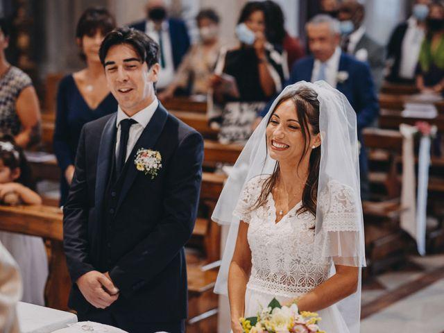 Il matrimonio di Riccardo e Milena a Brescia, Brescia 144