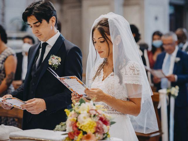 Il matrimonio di Riccardo e Milena a Brescia, Brescia 146