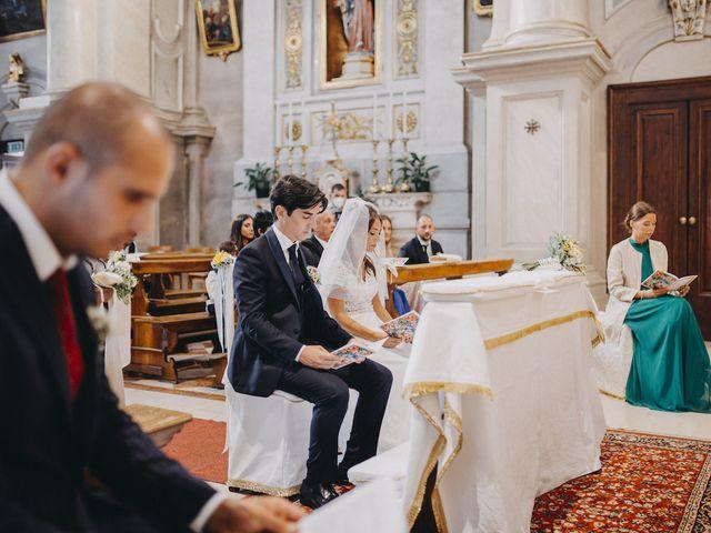 Il matrimonio di Riccardo e Milena a Brescia, Brescia 154