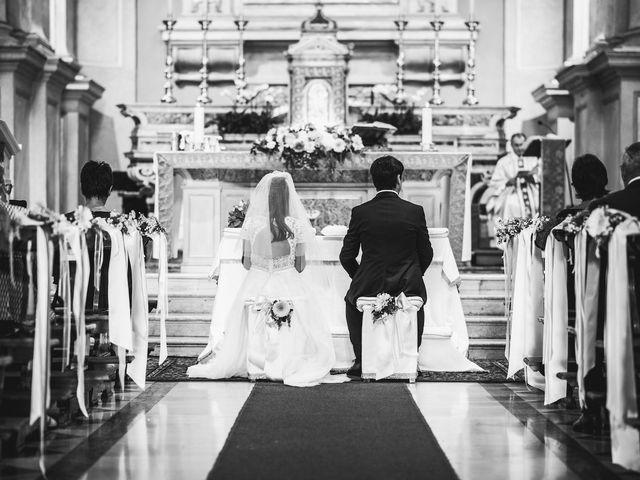 Il matrimonio di Riccardo e Milena a Brescia, Brescia 155