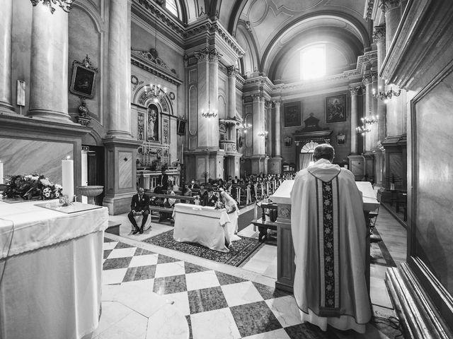 Il matrimonio di Riccardo e Milena a Brescia, Brescia 159