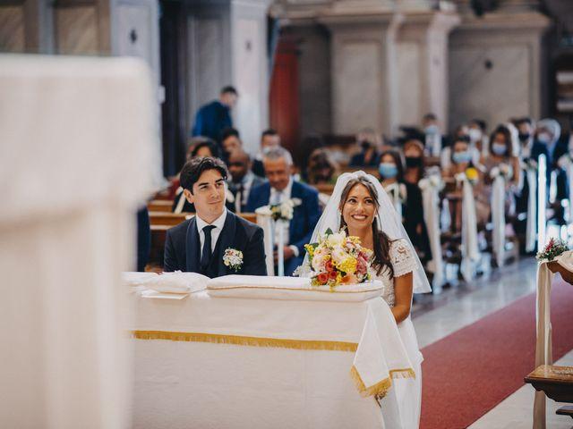 Il matrimonio di Riccardo e Milena a Brescia, Brescia 162