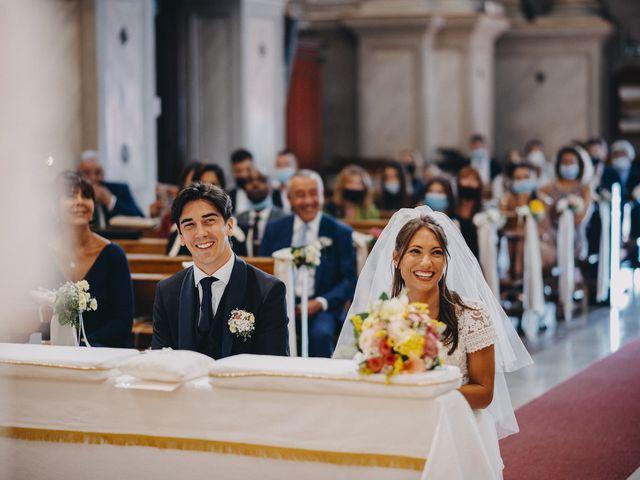 Il matrimonio di Riccardo e Milena a Brescia, Brescia 163