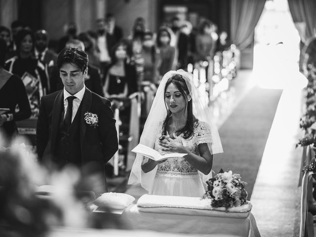 Il matrimonio di Riccardo e Milena a Brescia, Brescia 165