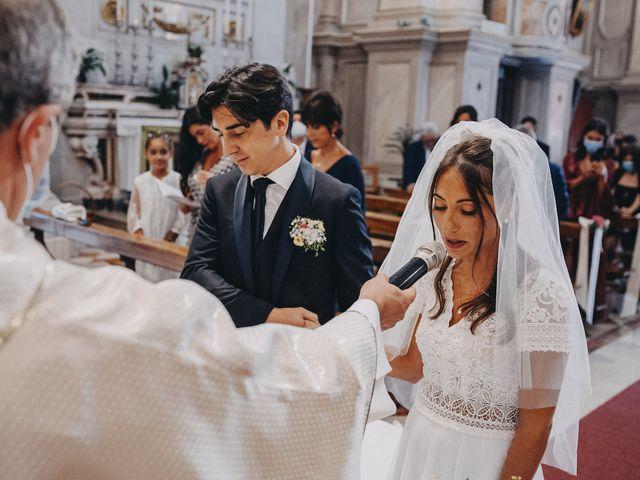 Il matrimonio di Riccardo e Milena a Brescia, Brescia 166