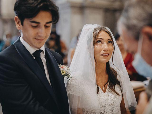 Il matrimonio di Riccardo e Milena a Brescia, Brescia 172