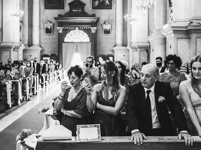 Il matrimonio di Riccardo e Milena a Brescia, Brescia 174
