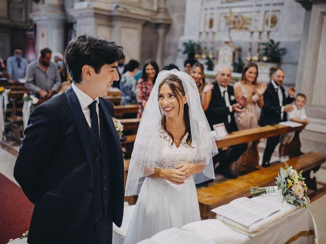 Il matrimonio di Riccardo e Milena a Brescia, Brescia 180