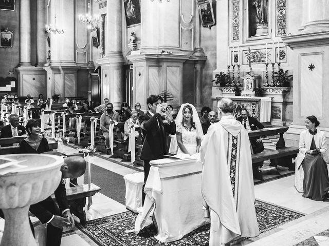 Il matrimonio di Riccardo e Milena a Brescia, Brescia 184
