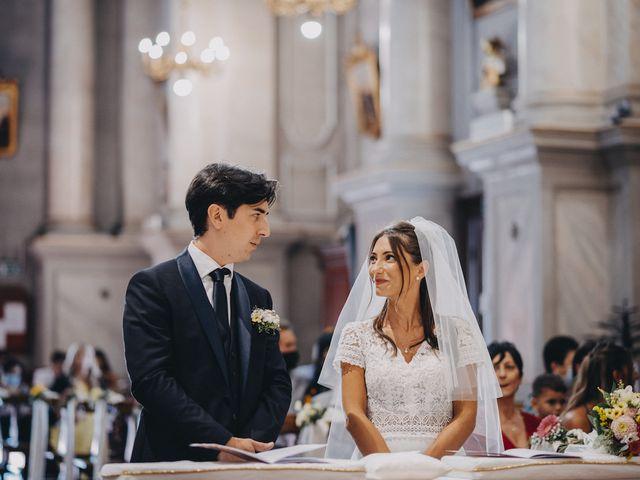 Il matrimonio di Riccardo e Milena a Brescia, Brescia 186