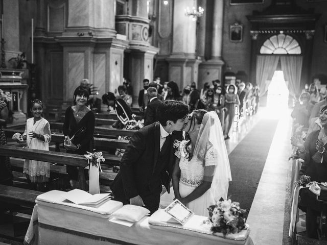 Il matrimonio di Riccardo e Milena a Brescia, Brescia 194