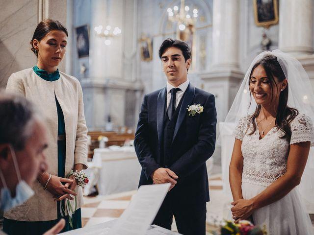 Il matrimonio di Riccardo e Milena a Brescia, Brescia 195