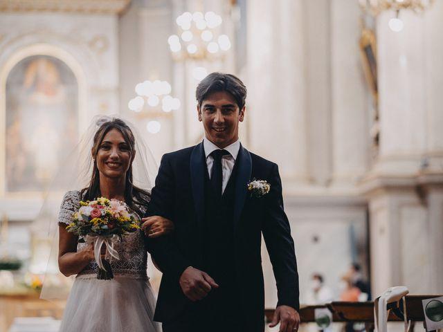 Il matrimonio di Riccardo e Milena a Brescia, Brescia 201