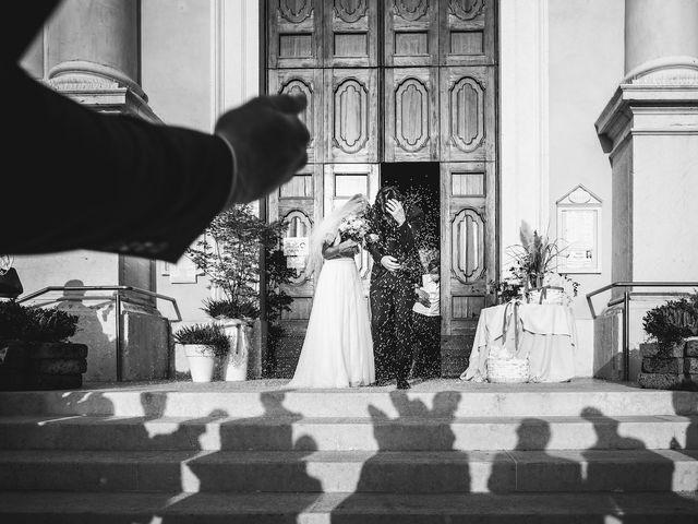 Il matrimonio di Riccardo e Milena a Brescia, Brescia 205