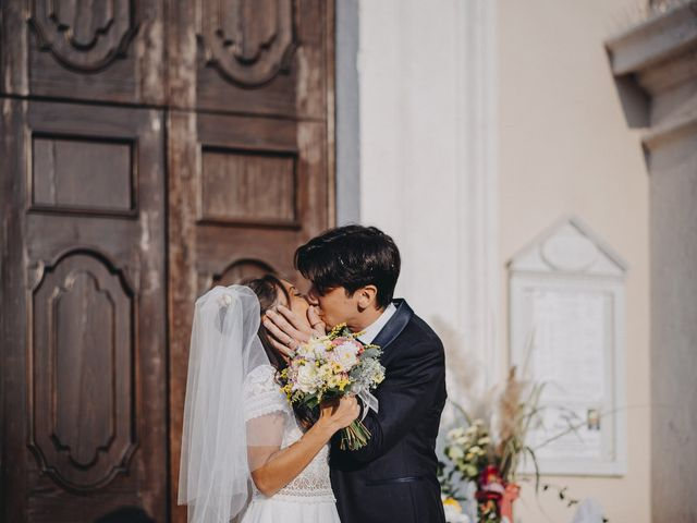 Il matrimonio di Riccardo e Milena a Brescia, Brescia 208