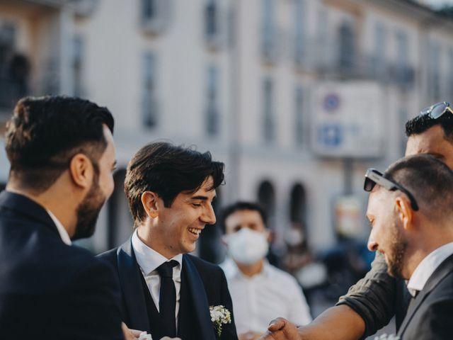 Il matrimonio di Riccardo e Milena a Brescia, Brescia 216
