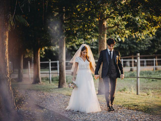 Il matrimonio di Riccardo e Milena a Brescia, Brescia 235
