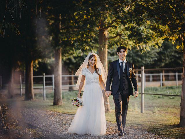 Il matrimonio di Riccardo e Milena a Brescia, Brescia 236
