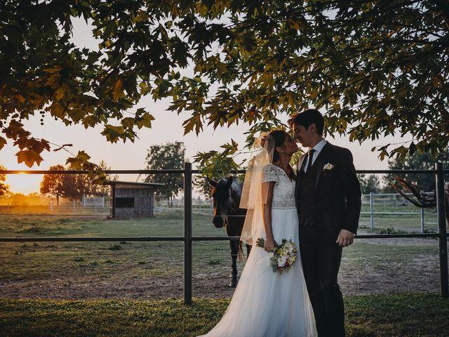 Il matrimonio di Riccardo e Milena a Brescia, Brescia 255