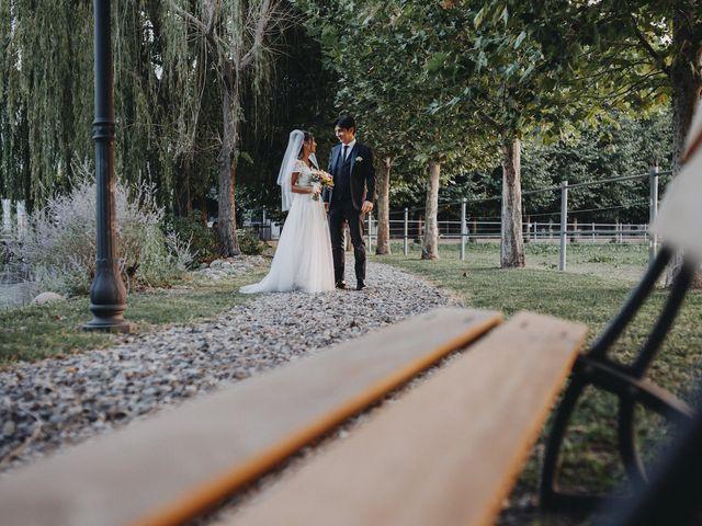 Il matrimonio di Riccardo e Milena a Brescia, Brescia 261