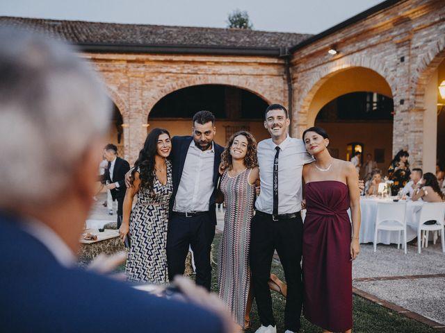 Il matrimonio di Riccardo e Milena a Brescia, Brescia 288