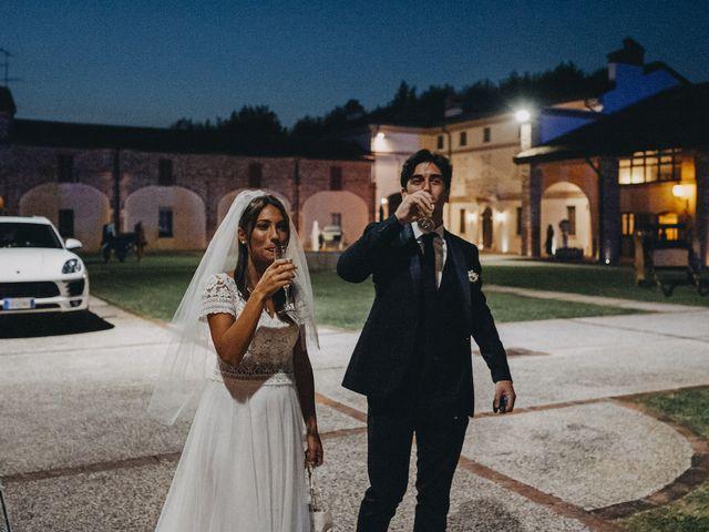 Il matrimonio di Riccardo e Milena a Brescia, Brescia 296