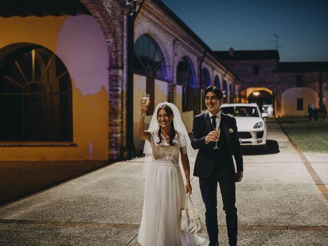 Il matrimonio di Riccardo e Milena a Brescia, Brescia 299