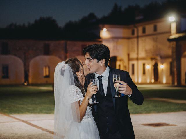 Il matrimonio di Riccardo e Milena a Brescia, Brescia 302