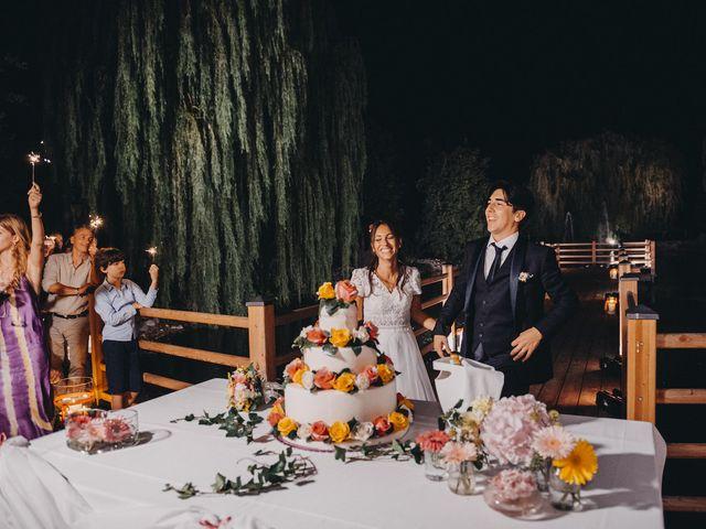 Il matrimonio di Riccardo e Milena a Brescia, Brescia 342