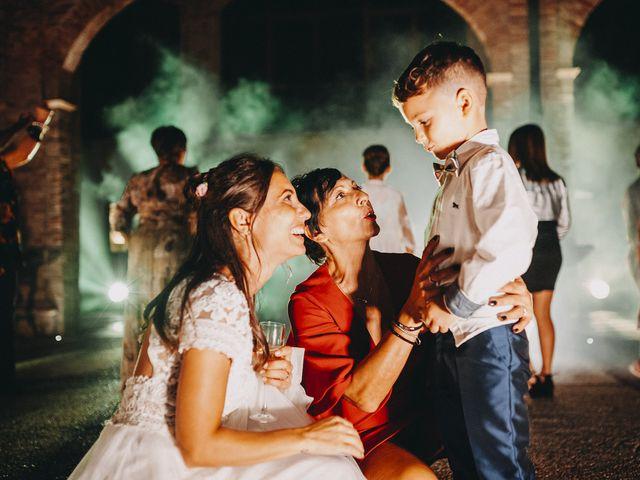 Il matrimonio di Riccardo e Milena a Brescia, Brescia 363