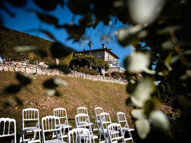 Il matrimonio di Luca e Natalia a Costermano, Verona 16