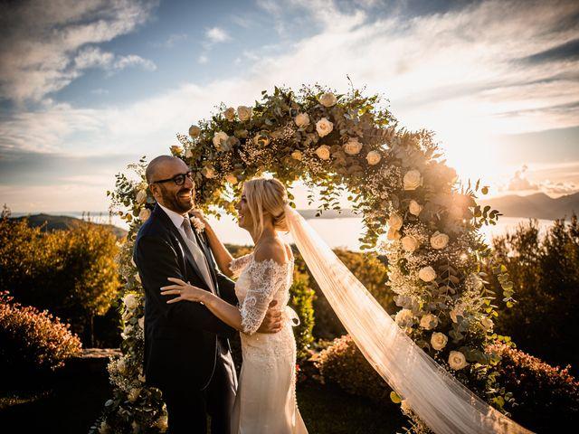 Il matrimonio di Luca e Natalia a Costermano, Verona 28