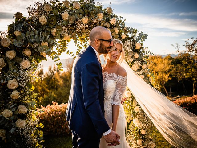 Il matrimonio di Luca e Natalia a Costermano, Verona 29