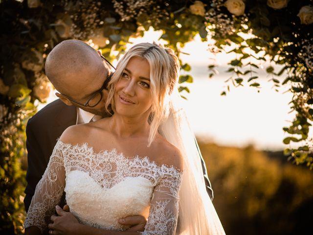 Il matrimonio di Luca e Natalia a Costermano, Verona 30